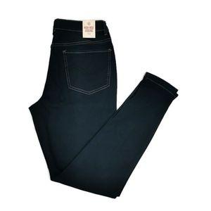 NWT SO Jeans High Rise Denim Skinny Jeggings 11